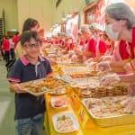 Grand Free Vegetarian Tasting Event, Miri, Malaysia Picture 5