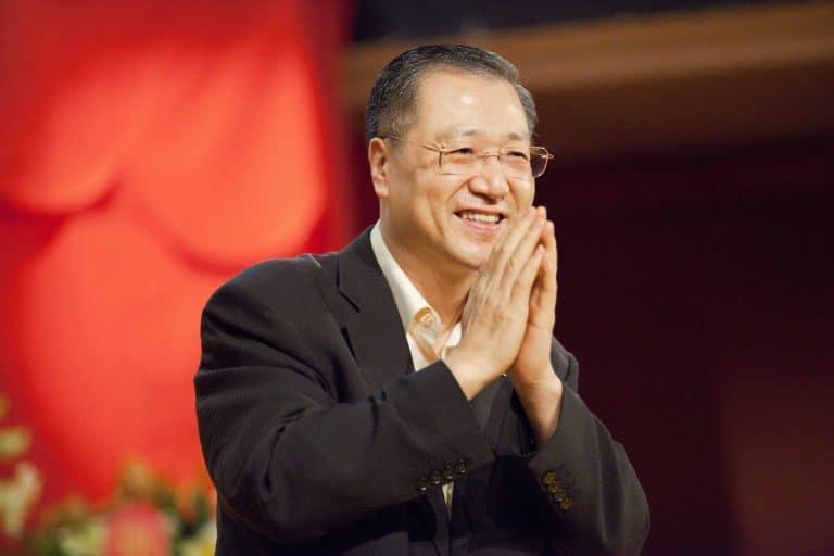 Master Lu Jun Hong