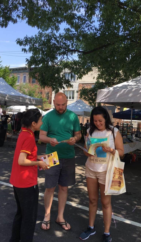 2018 Guan Yin Citta Philadelphia Chapter Vegfest Picture 8