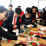 Free Vegetarian Tasting Event, Guan Yin Citta Denmark Chapter Picture 2