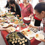 Free Vegetarian Tasting Event, Guan Yin Citta Denmark Chapter Picture 5