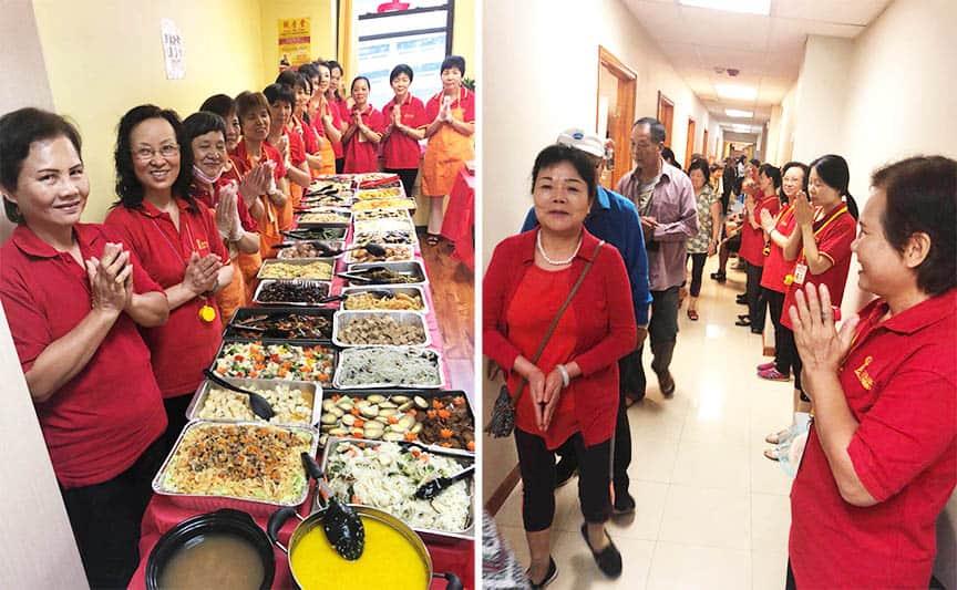 Free Vegetarian Food Tasting Event at Guan Yin Citta Philadelphia Chapter