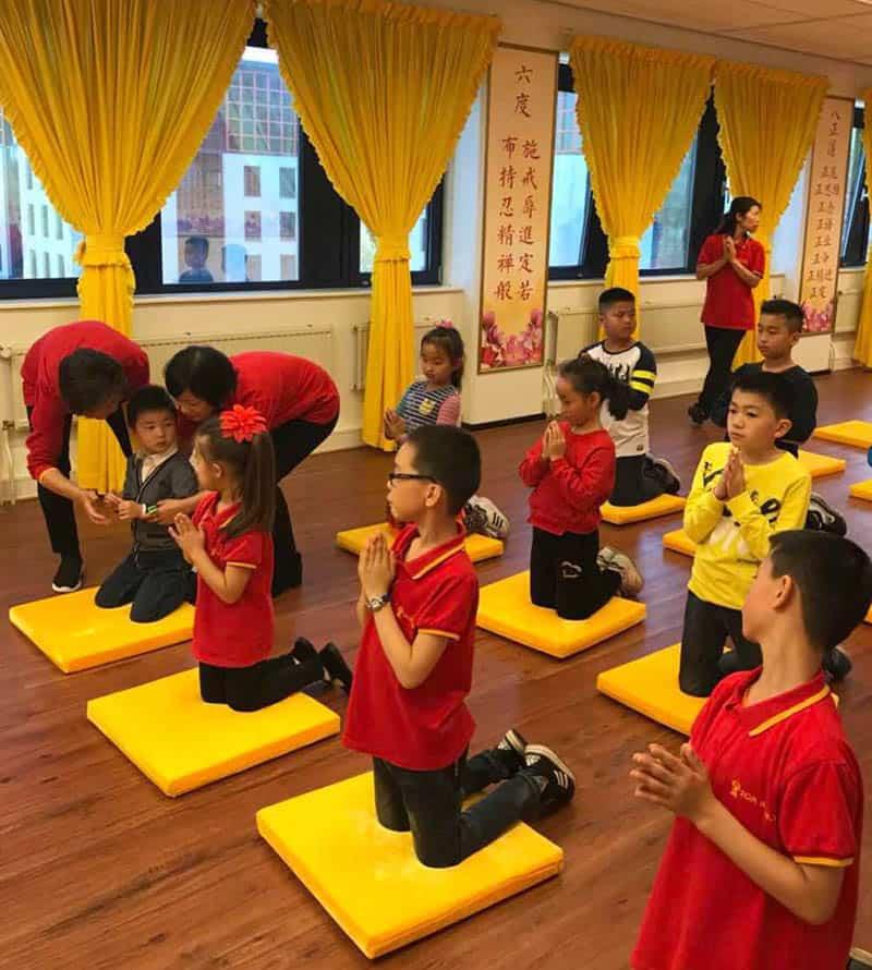 20181014-Children-Buddhist-Class-Netherlands1