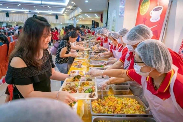 The Vegetarian Tasting Event in Makou Pic 1