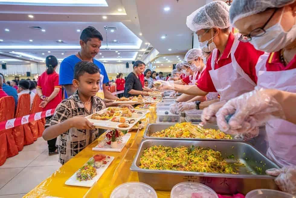 The Vegetarian Tasting Event in Makou Pic 3