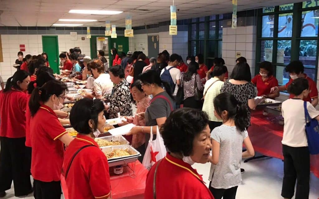 Free Vegetarian Food Tasting Event in Flushing New York Picture 2