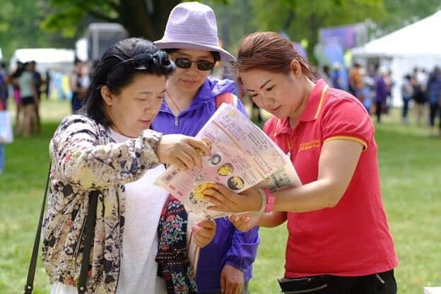 Free Vegetarian Tasting Event at the 30th Toronto International Dragon Boat Race Festival Picture 1