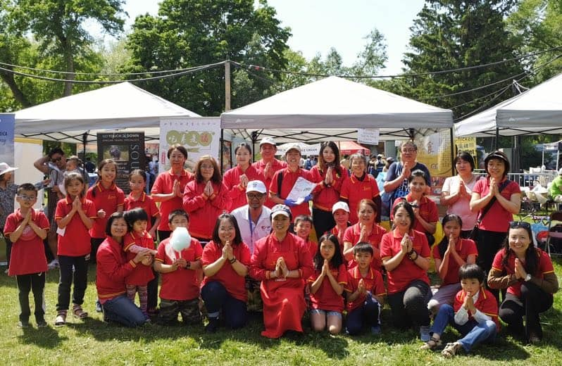 Free Vegetarian Tasting Event at the 30th Toronto International Dragon Boat Race Festival Picture 2