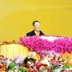 Public Talk by Master Jun Hong Lu in Singapore Picture 2