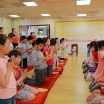 New Children Dharma Class at Guan Yin Hall Paris Picture 3