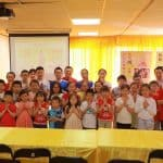 New Children Dharma Class at Guan Yin Hall Paris Picture 4