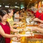 2018 Grand Free Vegetarian Tasting Event Johor Bahru Picture 3