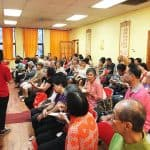 Free Vegetarian Food Tasting Event at Guan Yin Citta Philadelphia Chapter Picture 1