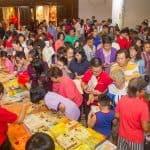 2018 Grand Free Vegetarian Tasting Event Johor Bahru Picture 1