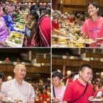 2018 Grand Free Vegetarian Tasting Event Johor Bahru Picture 2